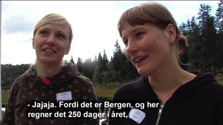 Bergen Student Hike