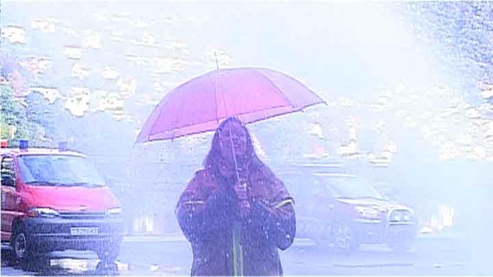 Test: Paraplyer