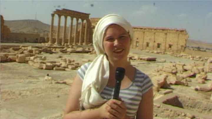 Studietur til Syria