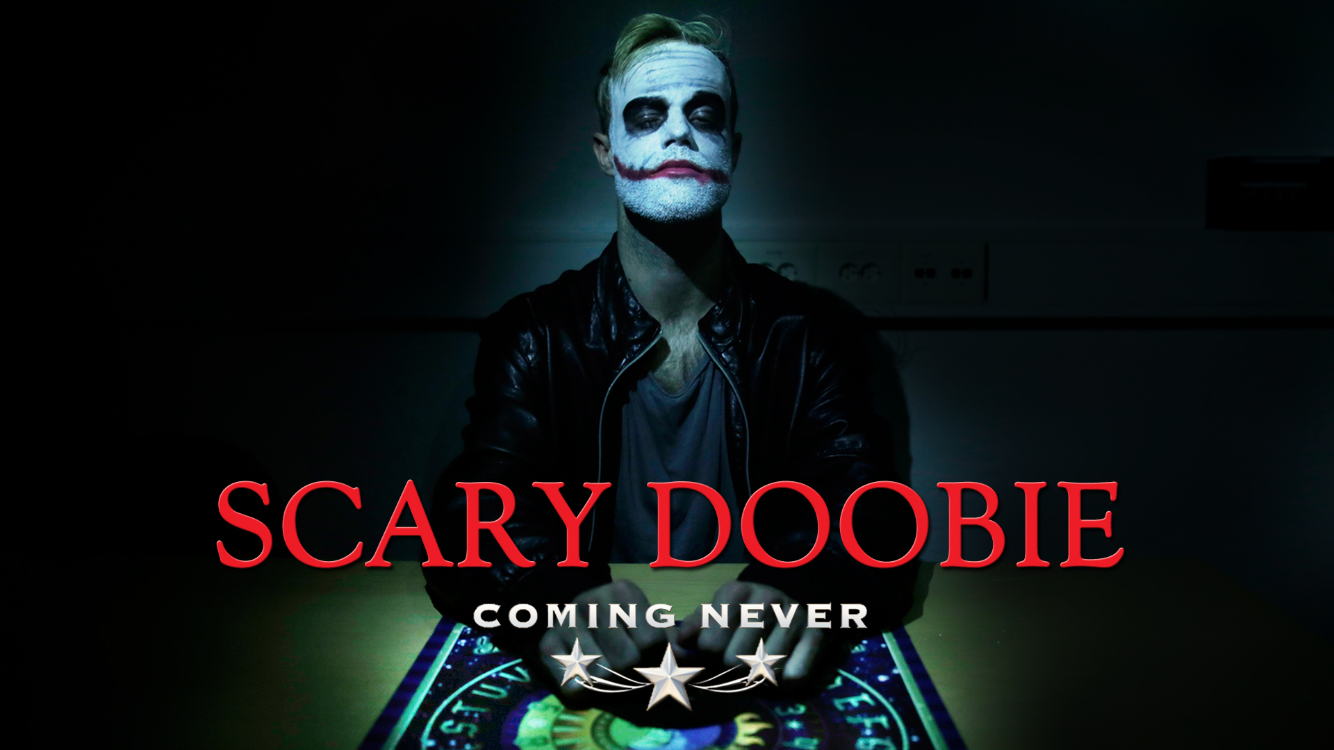 Coming never: Scary doobie