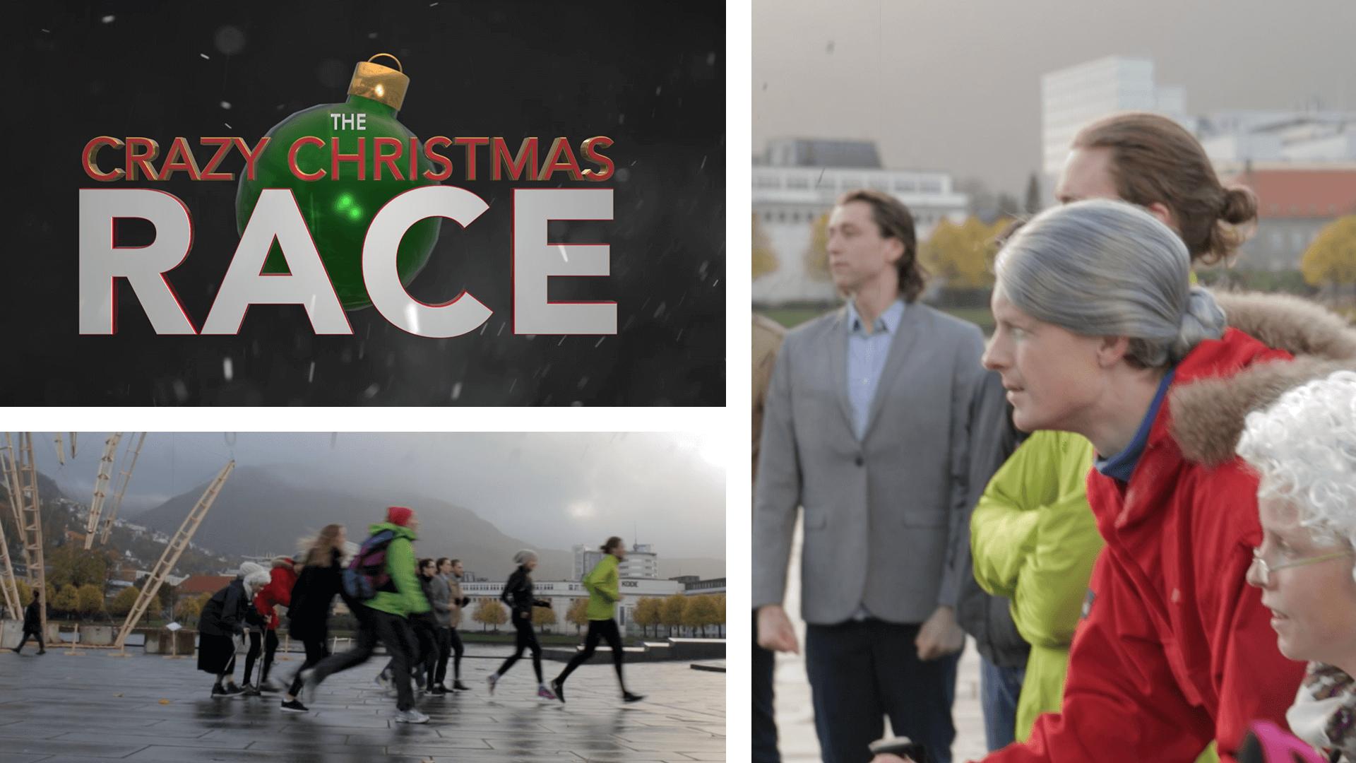 The Crazy Christmas Race – Episode 1