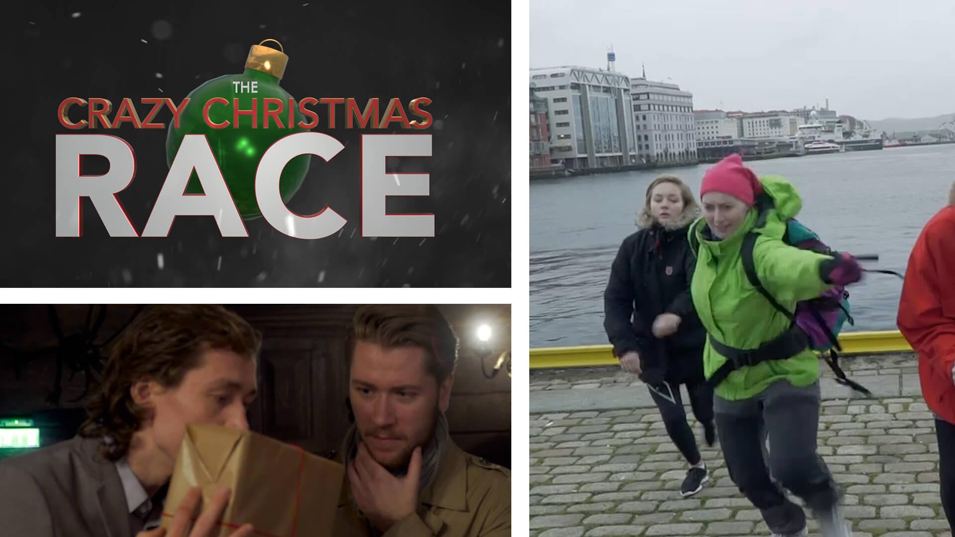 The Crazy Christmas Race – Episode 2