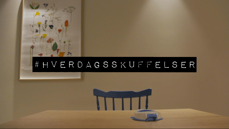 #Hverdagsskuffelser: Episode 1