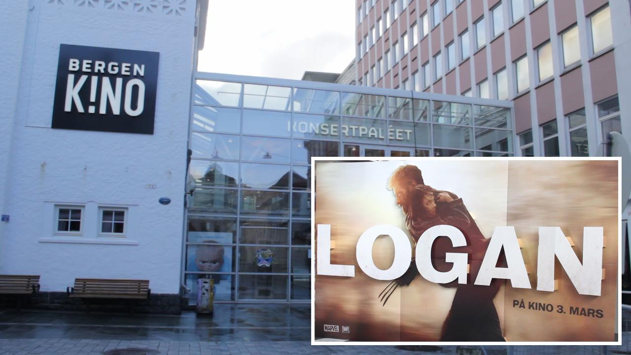 Mannekveld på Bergen Kino ble for hard kost