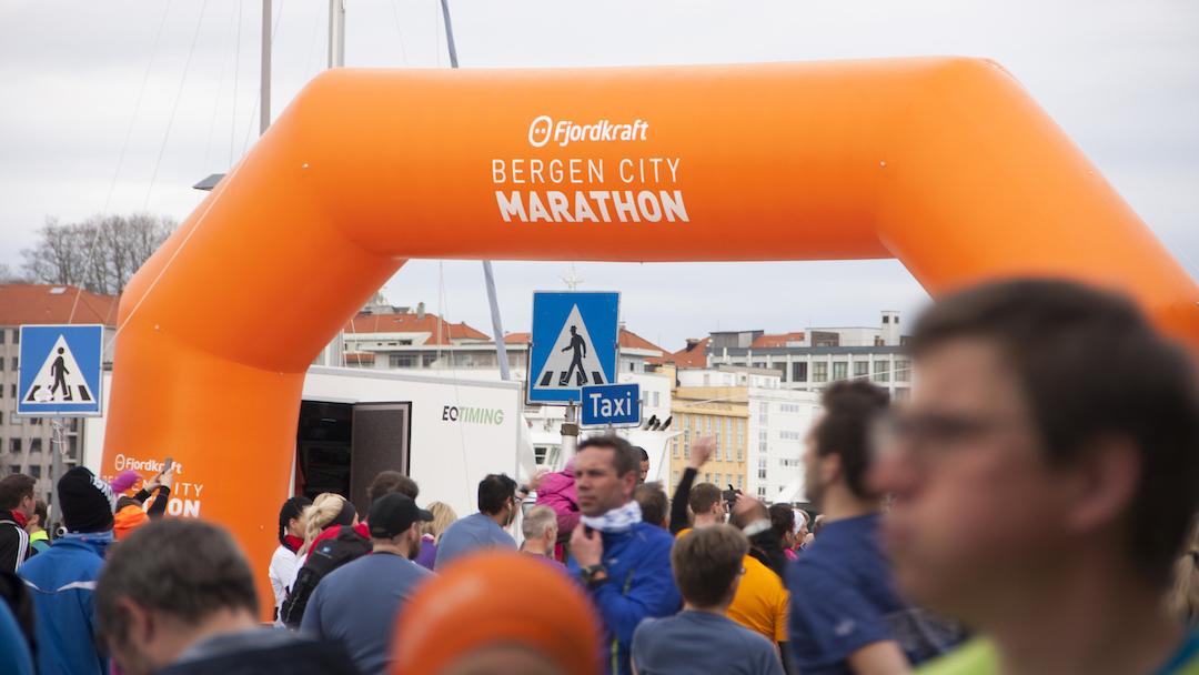 Veien til halvmaraton: Den store dagen