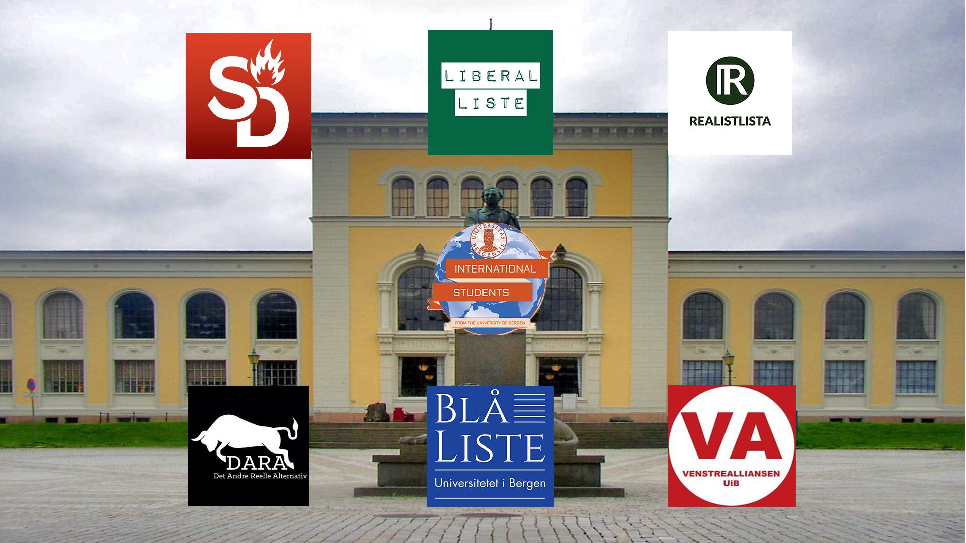 Størst valgdeltakelse i Bergen