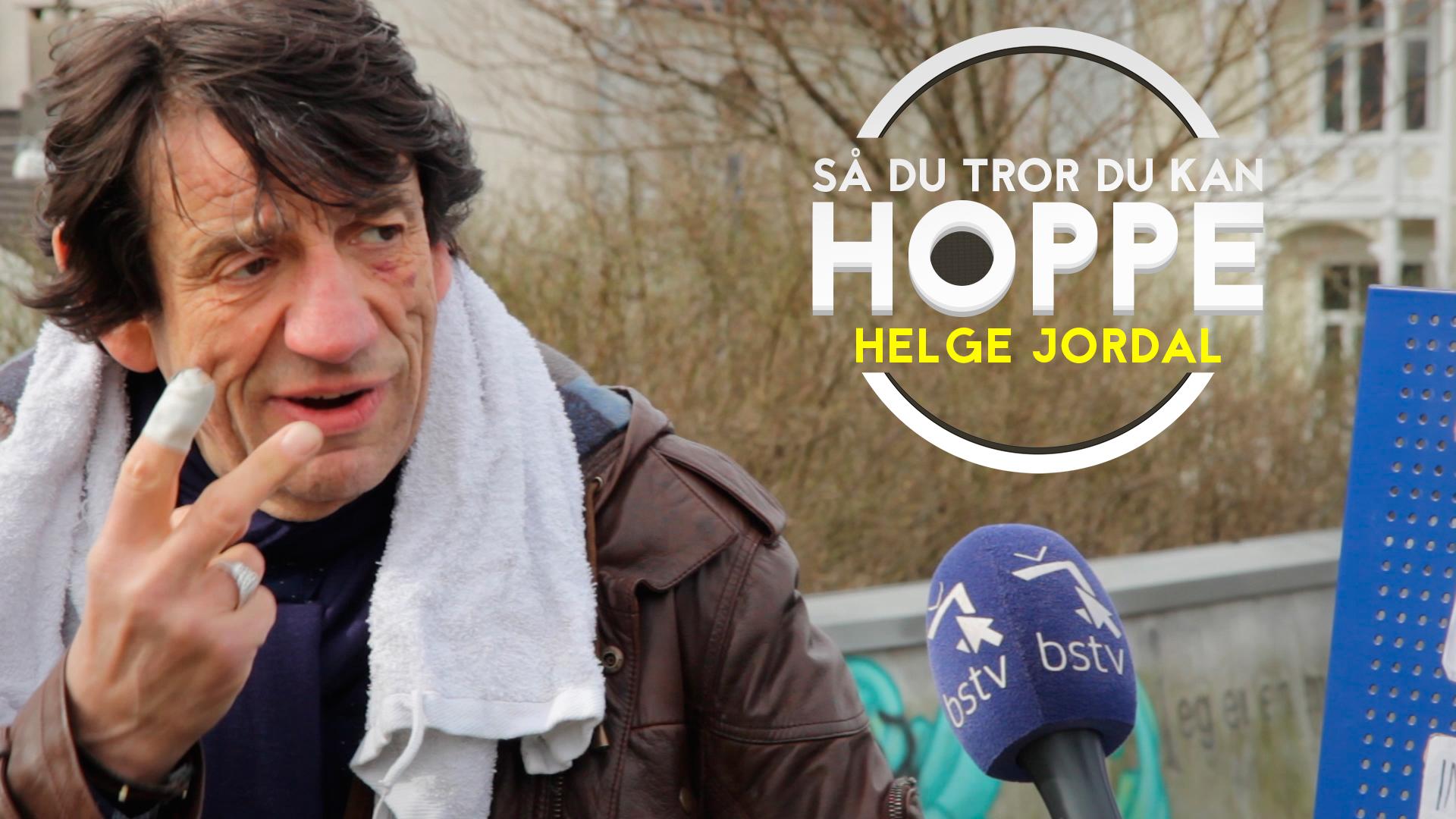 Så du tror du kan hoppe? Episode 10: Helge Jordal