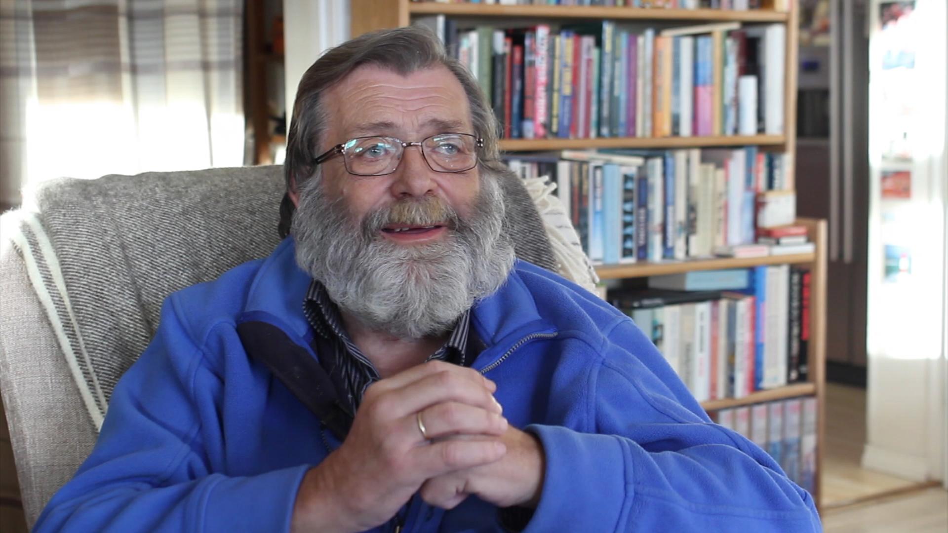 Frank Aarebrot (1947-2017)