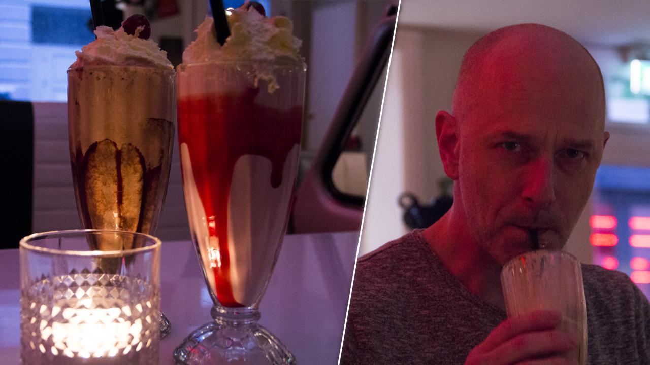 Milkshake: Simon Dancaster