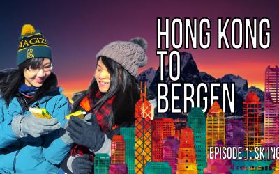 Hong Kong to Bergen: Ski Experience