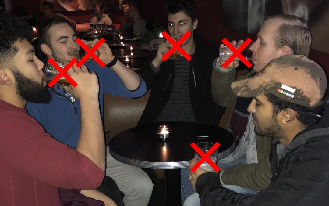 Har alkoholen tatt overhånd?