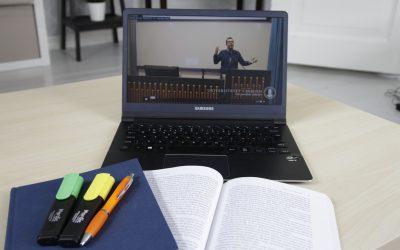 Videoopptak i høgare utdanning