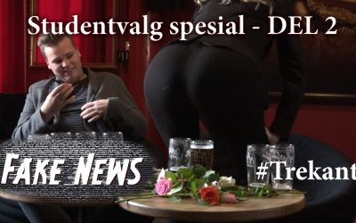Fake News: Studentvalg 2018 – DEL 2