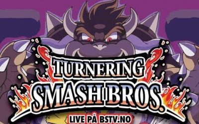 Bergen Student-TVs Smash Bros-turnering