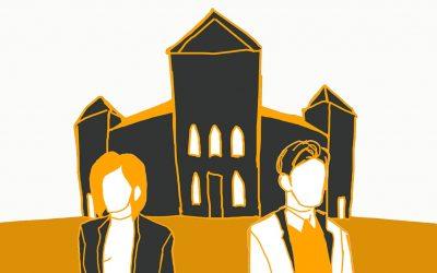 Studentparlamentet på 1-2-3