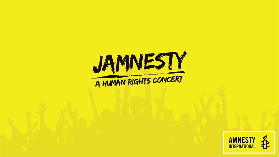 Jamnesty – A Human Rights Concert