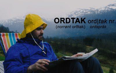 Ordtak – episode 3