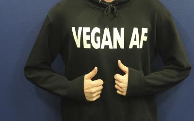 Veganisme, fremtidens superhelt?