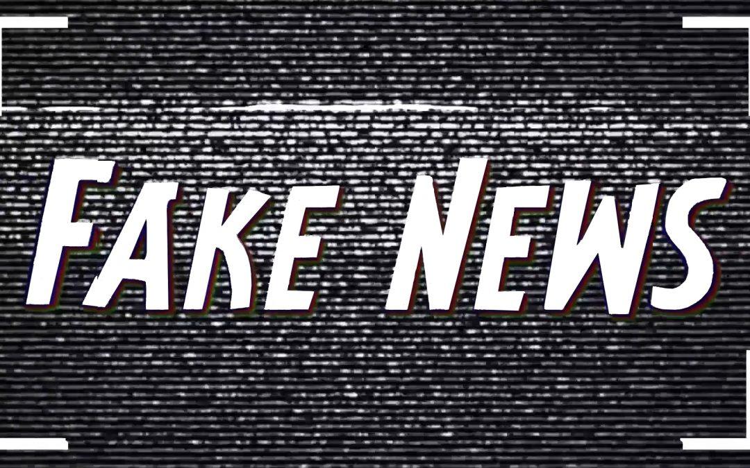 Fake News: The End