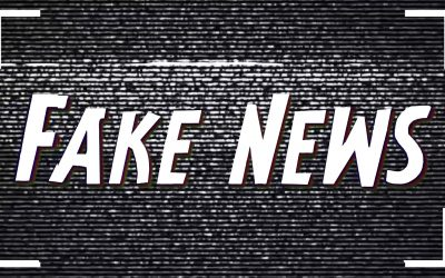 Fake News: The End