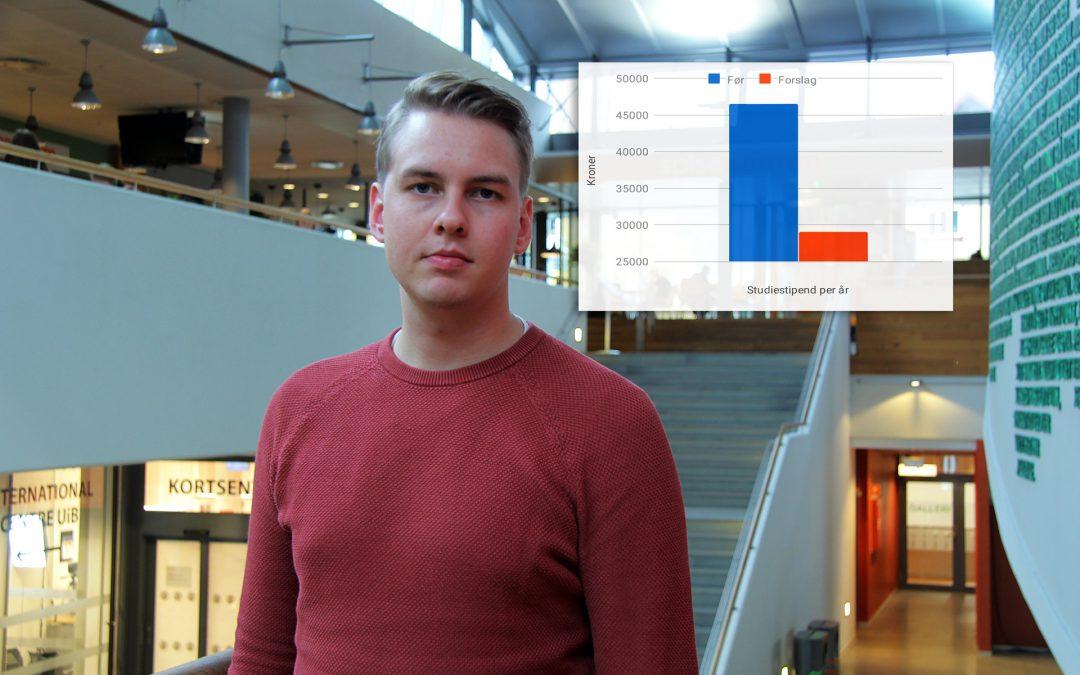 Studentparlamentet sier studenter allerede straffes nok