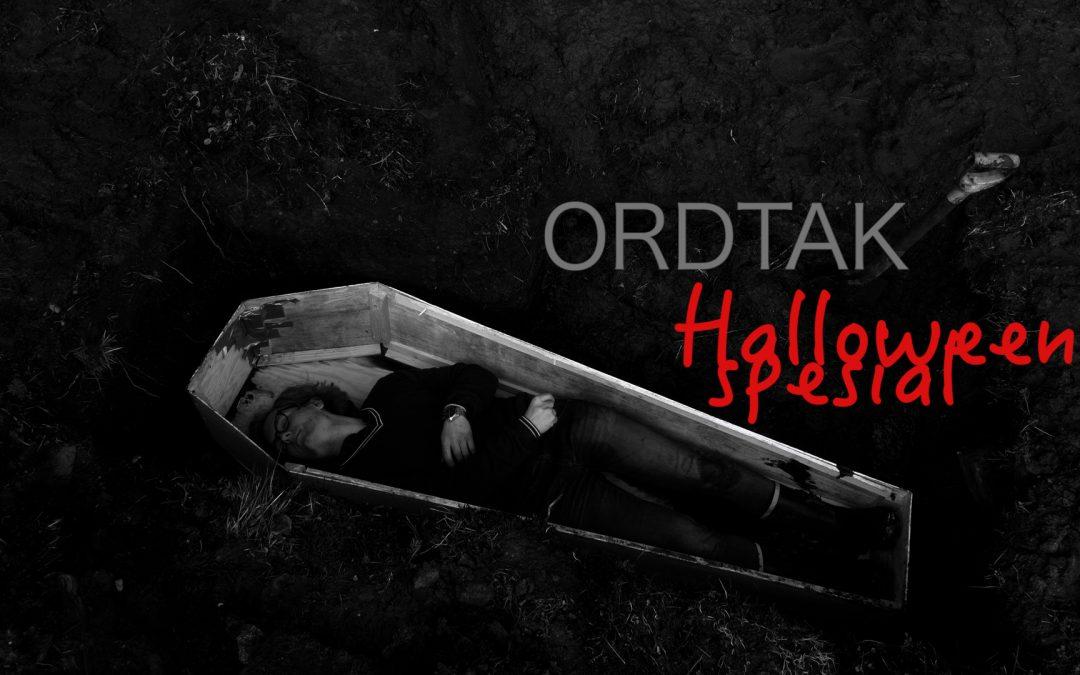 Ordtak: Halloweenspesial