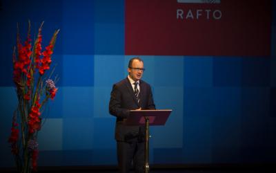 Raftoprisen 2018 til Polens ombudsmann
