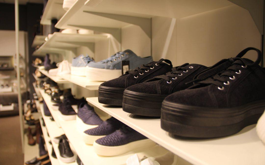 Sneakers og sko av god kvalitet kan gå en lang vei