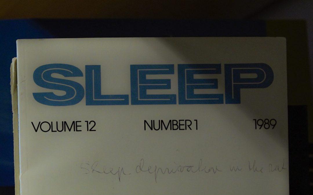 Søvnmangel kan føre til depresjon