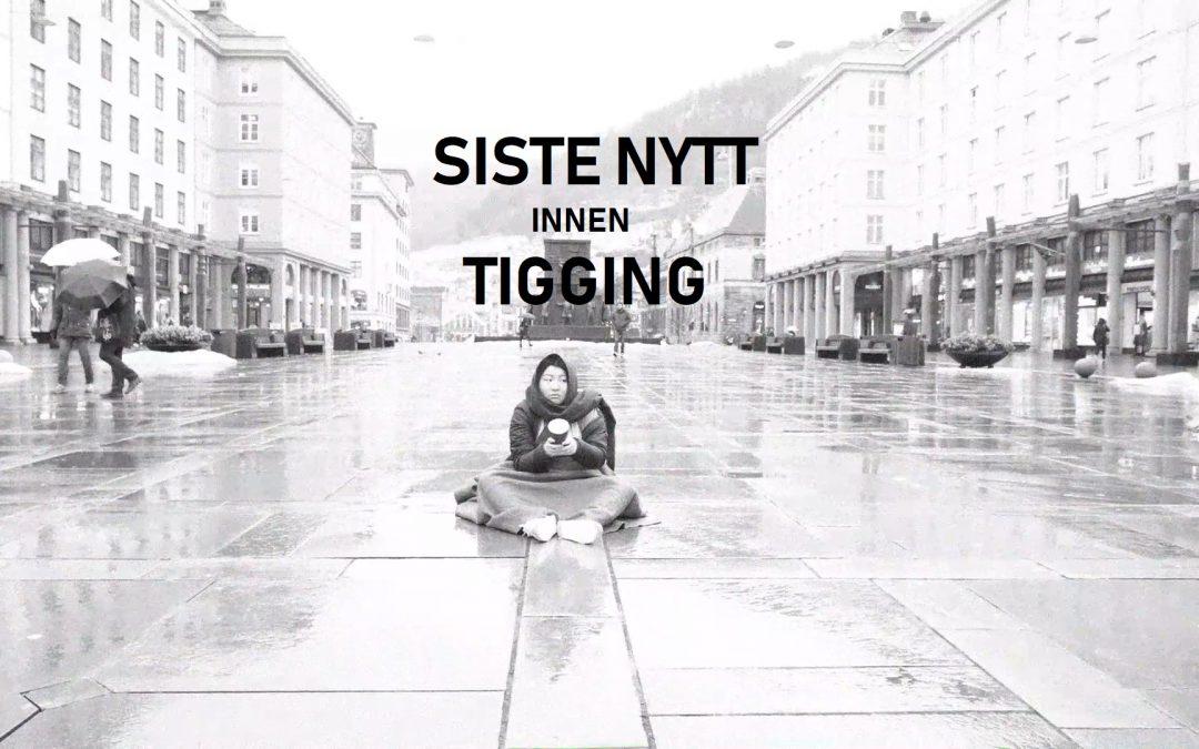 Trender: Tigging