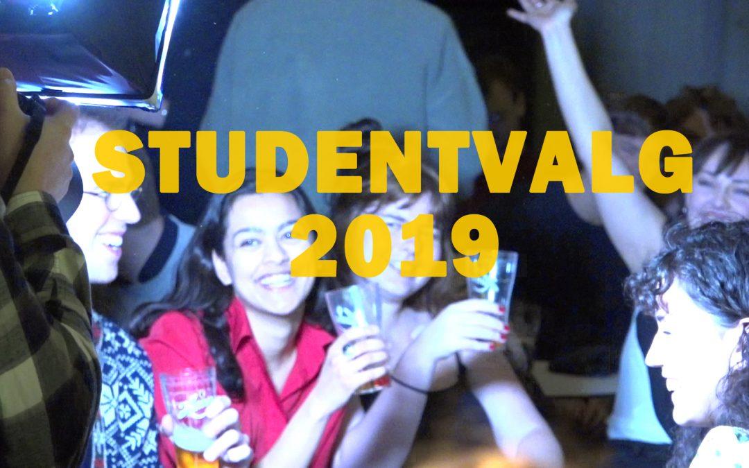 Studentvalget ved UiB er over for i år