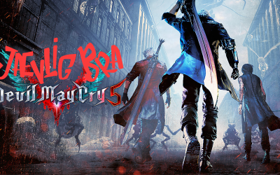 Jævlig Bra: Episode 2 – Devil May Cry 5