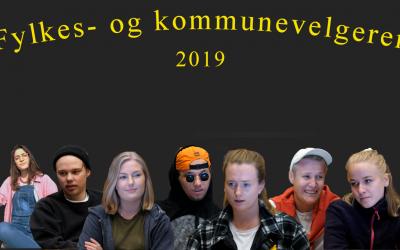 Fylkes- og kommunevelgeren 2019