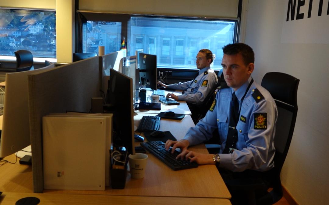 Vest politidistrikt lanserer nettpatrulje