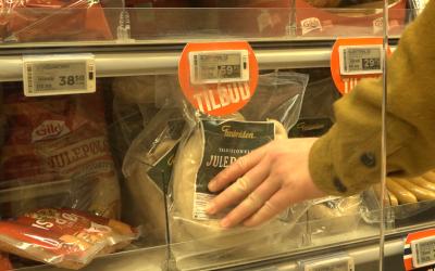 UiB sitt kjøttfrie julebord skaper stor oppmerksomhet