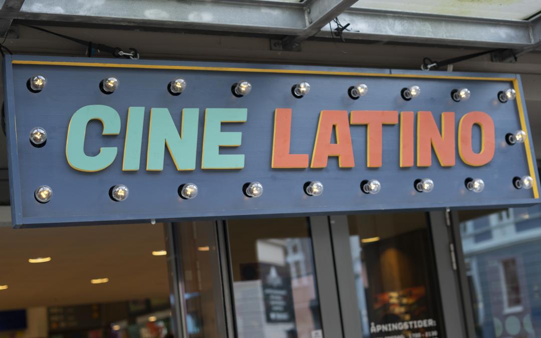 Latinamerikansk film, med avstand