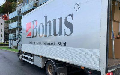 Bohus: – Våre sjåfører får ikke gå inn i større studentkompleks