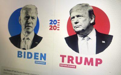 USA-valget – Joe Biden vs. Donald Trump