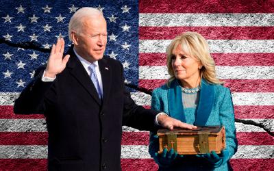A nation divided: The new era of Joe Biden