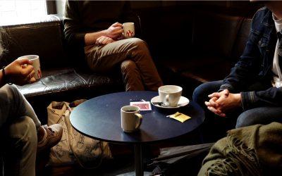 Cafés as alternative studying locations